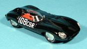Jaguar Type D miniature 1960 rekordwagen