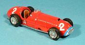 Ferrari 375 no.2 alberto ascari gp monza 1951