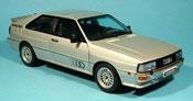 Audi Quattro grigio beige 1988