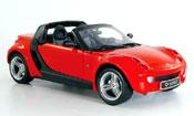 Smart Roadster rosso 2003