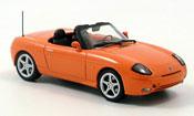 Fiat Barchetta orange
