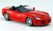 Dodge Viper SRT 10 SRT 10 red 2003