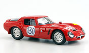 Alfa Romeo TZ2  miniature no.130 bianchi bussinello targa florio 1966