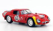 Alfa Romeo TZ2  miniature no.63 geki andrey 12h sebring 1966