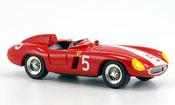Ferrari 750 miniature monza nurburgring deatwyler 1955