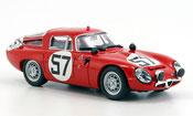 Alfa Romeo TZ1 no.57 bussinello deserti 24h le mans 1964