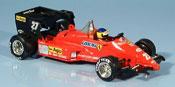 Ferrari 126 1984 C4 g.p. belgien m. alboreto
