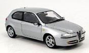 Alfa Romeo 147   grise 2003 Ricko