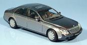 Maybach 57 miniature SWB grise metallisee 2002