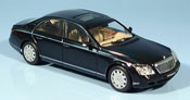 Maybach 57 miniature SWB noire 2002