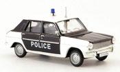 Simca 1100 gls polizei 1973