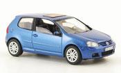 Volkswagen Golf V blue 3 portes 2003
