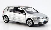 Volkswagen Golf V gray metallized 2003