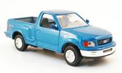 Ford F 150 miniature Pick Up turkis 1998