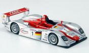 Audi R8 2002 Biela Kris Sieger