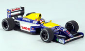 Renault F1 williams fw14 mansell 1991