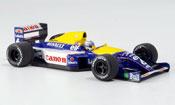 Renault F1 williams fw14 patrese 1991