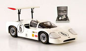 Chaparral 2F No.6 Hall Spence 12h Sebring 1967