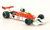 McLaren M26 miniature Ford No.1 Texaco J.Hunt F1 Saison 1977