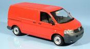 Volkswagen Combi t 5 transporter red 2003