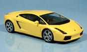 Lamborghini Gallardo yellow 2003
