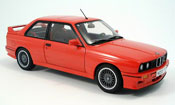 Bmw M3 E30 miniature rouge