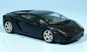 Lamborghini Gallardo black 2003
