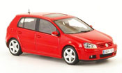 Volkswagen Golf V red 5 portes 2003