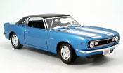 Chevrolet Camaro Z28 1968 blue
