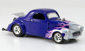 Willys Coupe 1941 Drag Racer Gary Wright