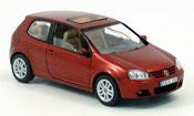Volkswagen Golf V 2 turer  rosso 2003
