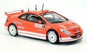 Peugeot 307 WRC  2004 Solido