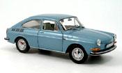Volkswagen 1600   turkis 1970 Minichamps