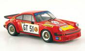 Porsche 934   Nurburgring Hezemas Sieger 1976 Minichamps