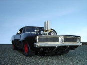 Dodge Charger 1969 bad rider