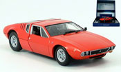 De Tomaso Mangusta rosso motorhaube zum offnen 1969