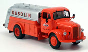 Mercedes L3500 miniature Tankwagen Gasolin