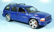 Dodge Durango blue