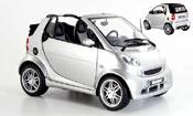 Smart ForTwo cabrio brabus grigio 2003