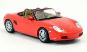 Porsche Boxster rosso 2002