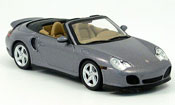 Porsche 996 Turbo Cabriolet  gray 2003