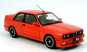 Bmw M3 E30 evolution cecotto red