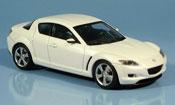Mazda RX8 RX 8 white