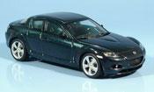 Mazda RX8   RX 8  verte Autoart