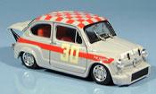 Fiat 600 Abarth 1000 No.30 Baghetti Sieger Monza 1966