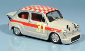 Fiat 600 Abarth 1000 No.31 Cella Monza 1966
