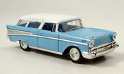 Chevrolet Nomad Nomad blue 1957