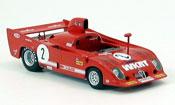 Alfa Romeo 33.3 1975 miniature tt 12 no.2  laffite nerzario sieger monza