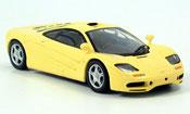 McLaren F1 GTR yellow