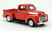 Ford F1 miniature Pick Up rouge 1948